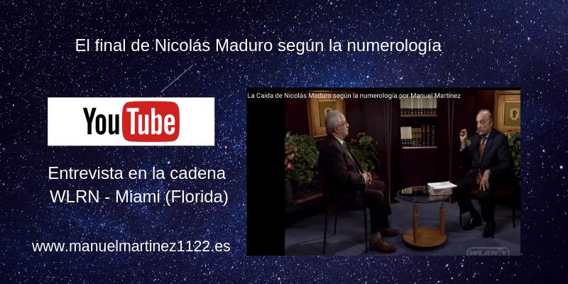 El final de Nicolás Maduro al frente de Venezuela, según la numerologia